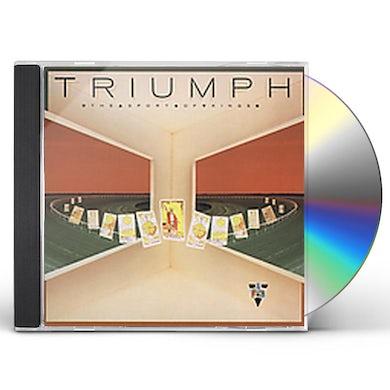 Triumph SPORT OF KINGS CD