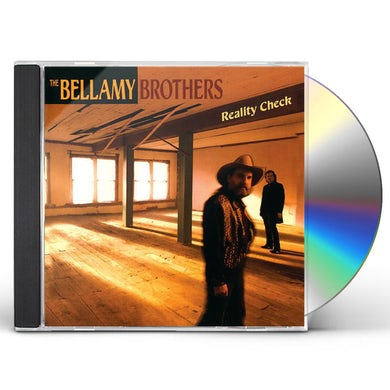 Bellamy Brothers REALITY CHECK CD
