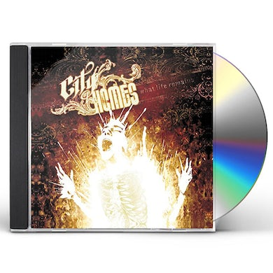 City of Homes WHAT LIFE REMAINS CD