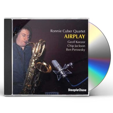 Ronnie Cuber AIRPLAY CD