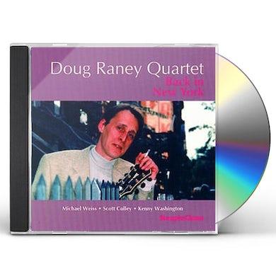 Doug Raney BACK IN NEW YORK CD