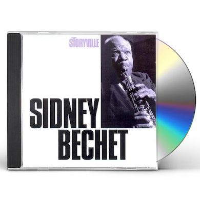 Sidney Bechet MASTERS OF JAZZ CD