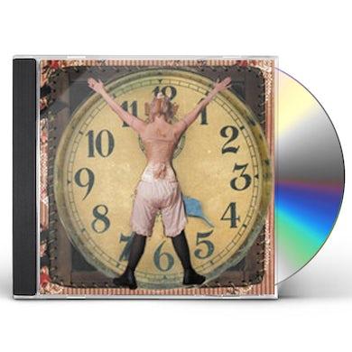 Rasputina MY FEVER BROKE CD