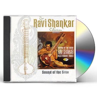 Ravi Shankar SOUND OF THE SITAR CD