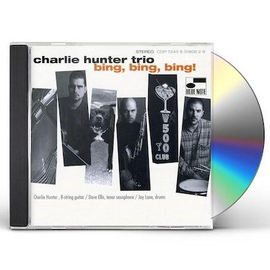 Charlie Hunter BING BING BING CD