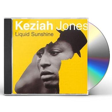 Keziah Jones LIQUID SUNSHINE CD