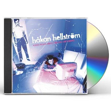 Hakan Hellstrom KANN INGEN SORG FOR MIG GOREBORG CD