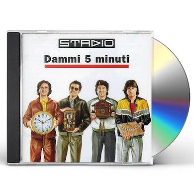 Stadio DAMMI 5 MINUTI CD