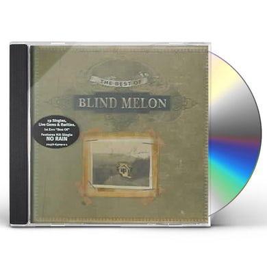 The Best Of Blind Melon CD