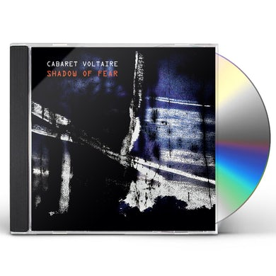Cabaret Voltaire SHADOW OF FEAR CD