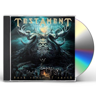 Testament DARK ROOTS OF EARTH CD