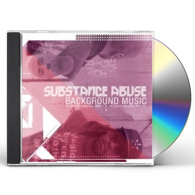 Substance Abuse BACKGROUND MUSIC CD