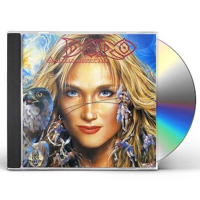 Doro ANGELS NEVER DIE CD
