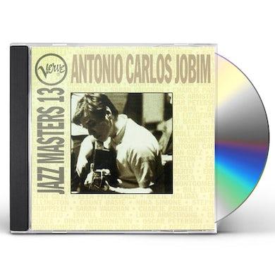 Antonio Carlos Jobim VERVE JAZZ MASTERS 13 CD