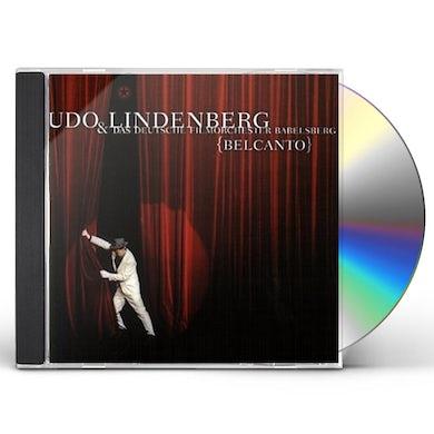 Udo Lindenberg BELCANTO CD