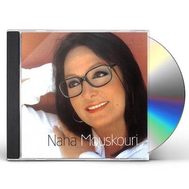 Nana Mouskouri BALLADES ET MOTS D'AMOUR CD