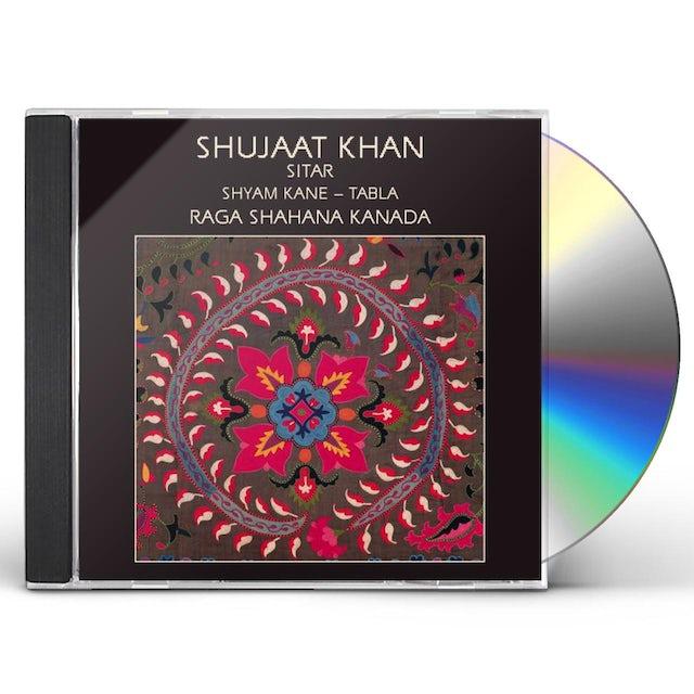 Shujaat Khan RAGA SHAHANA KANADA CD