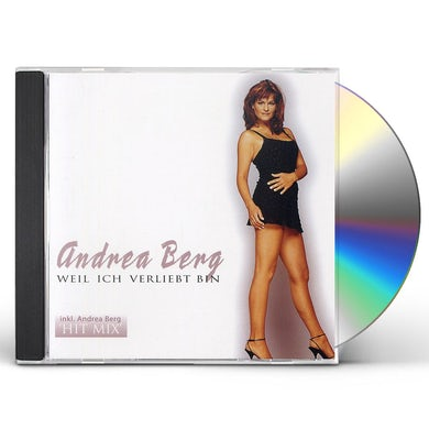 Andrea Berg WEIL ICH VERLIEBT BIN CD