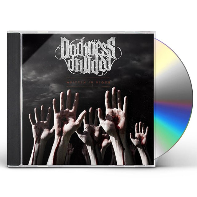 Darkness Divided WRITTEN IN BLOOD CD