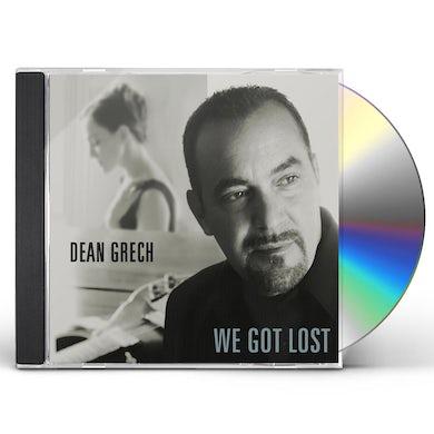 Dean Grech WE GOT LOST CD