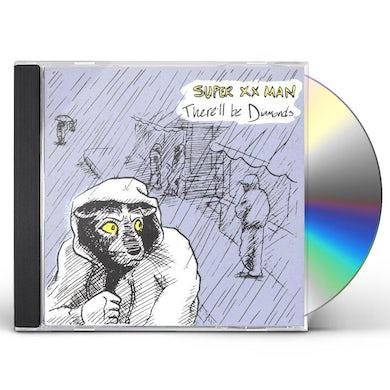 Super Xx Man XII: THEY'LL BE DIAMONDS CD