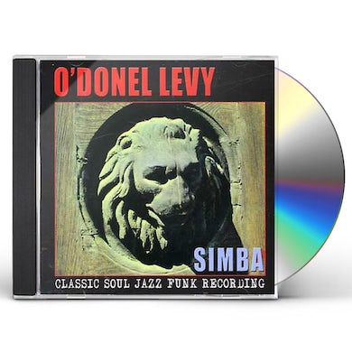 O'Donel Levy SIMBA CD