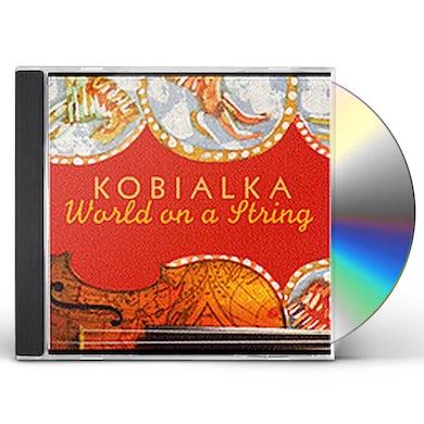 Daniel Kobialka WORLD ON A STRING CD
