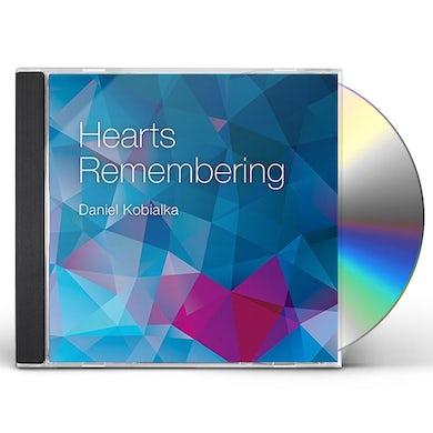 Daniel Kobialka HEARTS REMEMBERING CD