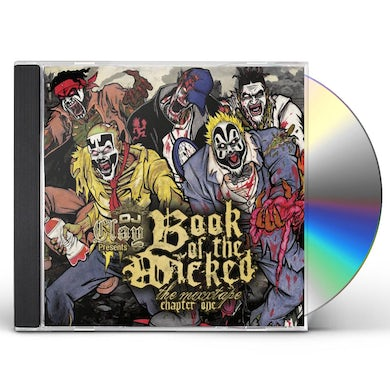 DJ Clay BOOK OF THE WICKED CHAPTER 1 CD