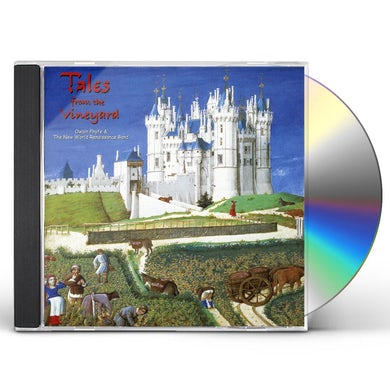 TALES FROM THE VINEYARD CD