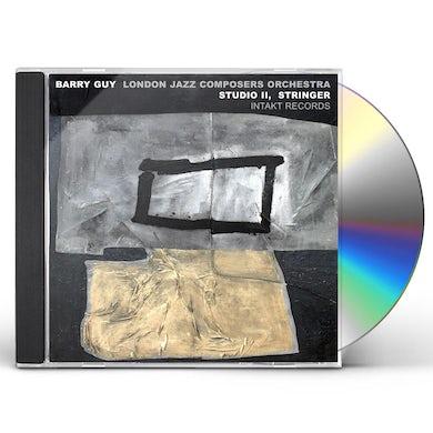 Barry Guy STRINGER; STUDY CD