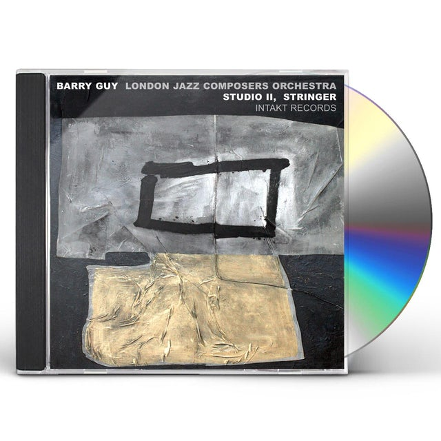 Barry Guy STRINGER; STUDY CD