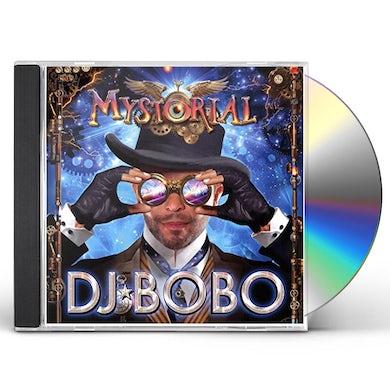 DJ Bobo MYSTORIAL CD