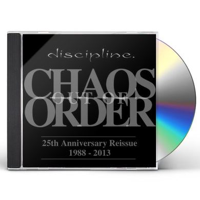 Discipline CHAOS OUT OF ORDER CD