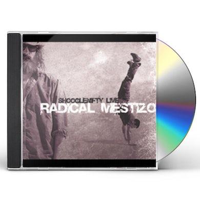 Shooglenifty RADICAL MESTIZO CD