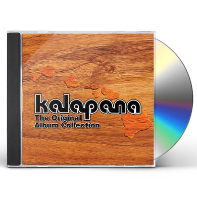 THE ORIGINAL ALBUM COLLECTION CD
