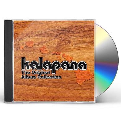 Kalapana THE ORIGINAL ALBUM COLLECTION CD