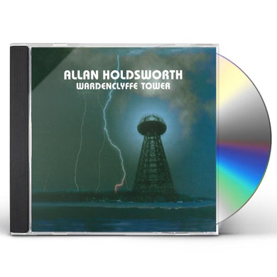 Allan Holdsworth WARDENCLYFFE TOWER CD
