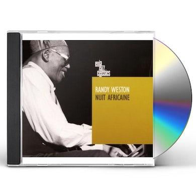 Randy Weston NUIT AFRICAINE CD