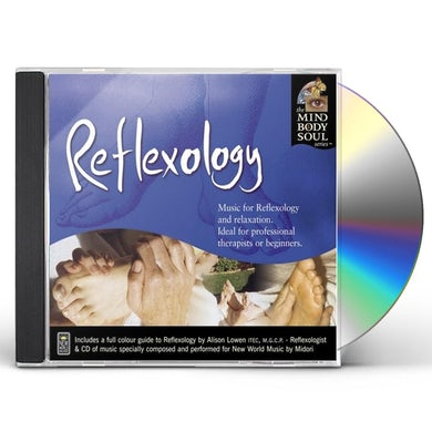 Midori REFLEXOLOGY CD