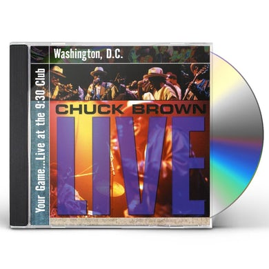 YOUR GAME: LIVE AT 9:30 CLUB WASHINGTON D.C. CD