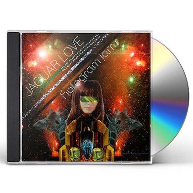 Jaguar Love HOLOGRAM JAMS CD
