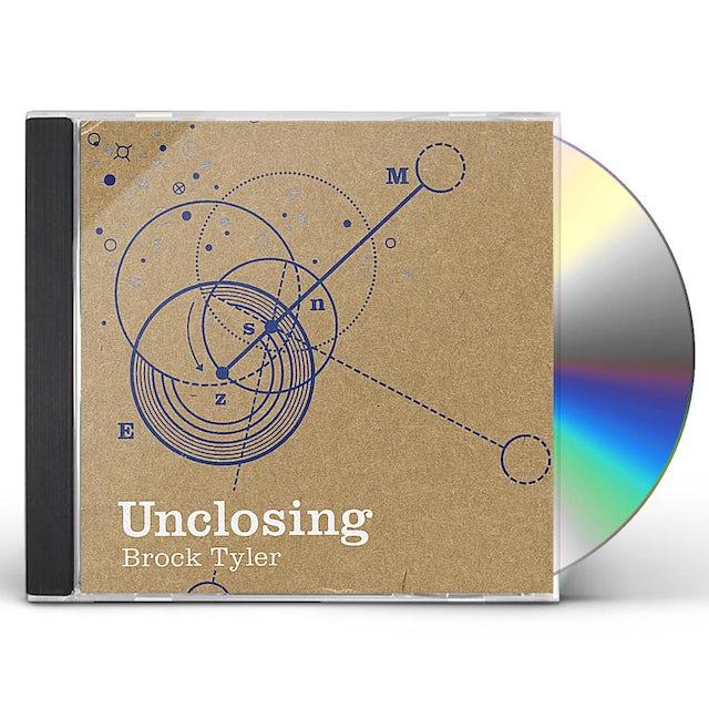Brock Tyler UNCLOSING CD