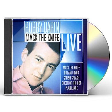 Bobby Darin MACK THE KNIFE CD