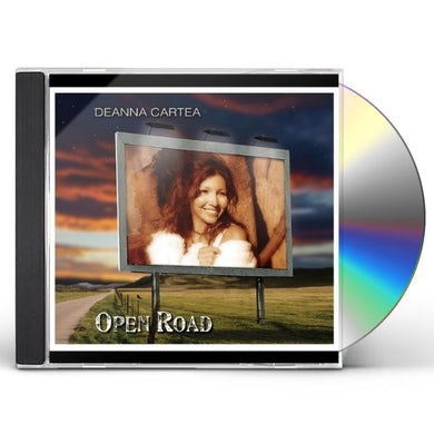 Deanna Cartea OPEN ROAD CD