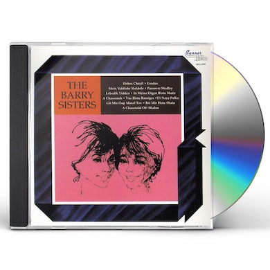 THE BARRY SISTERS CD