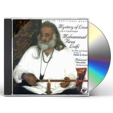 Mohammad Reza Lotfi MYSTERY OF LOVE CD