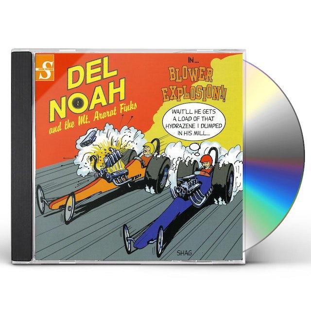 Del Noah & The Mt. Ararat Finks