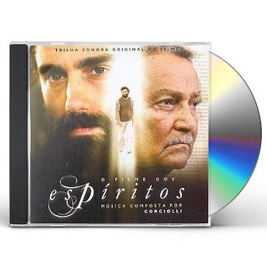 Corciolli FILME DOS ESPIRITOS CD