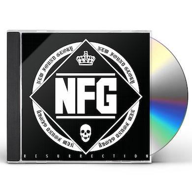 New Found Glory RESURRECTION CD